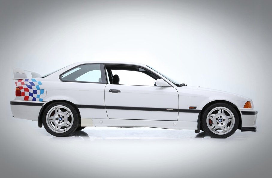Paul Walker 1995 BMW M3 Lightweight