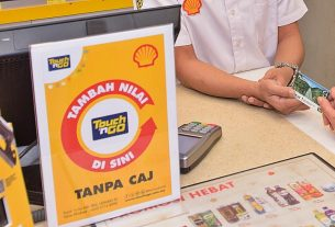 Shell Malaysia Touch 'n Go