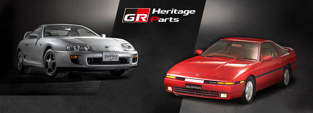 Toyota Heritage Parts project