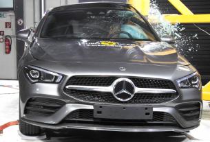 Mercedes-BENZ CLA ANCAP