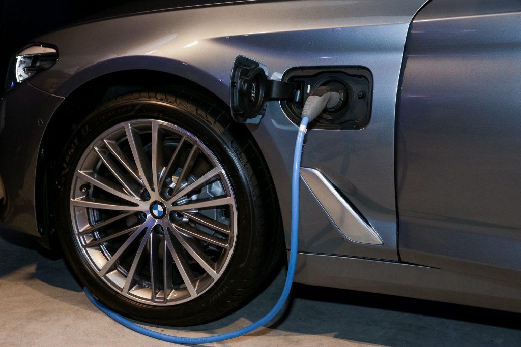BMW electromobility