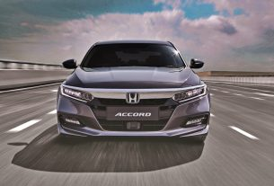 2020 10TH GENERATION HONDA ACCORD