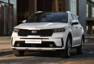 2020 4th generation Kia Sorento