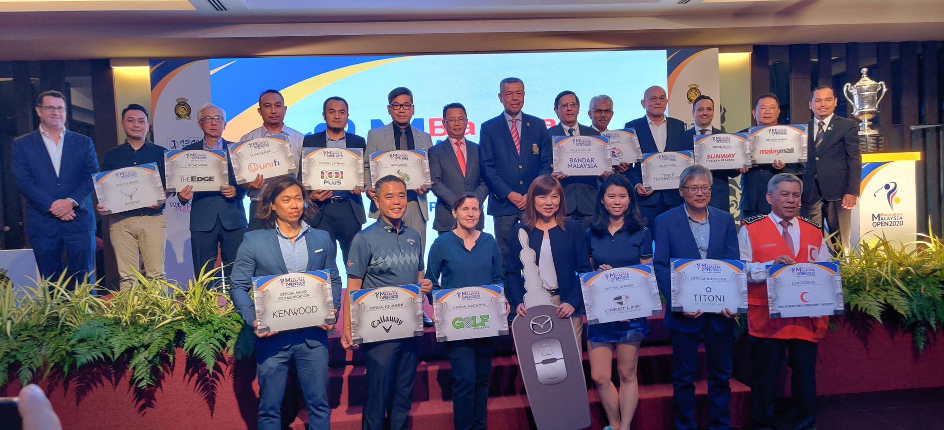 2020 Bandar Malaysia Open Golf Tournament