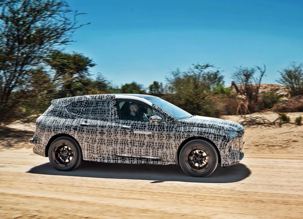 2021 BMW iNEXT