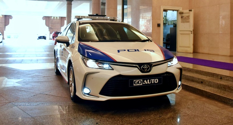 PDRM Toyota Corolla Altis