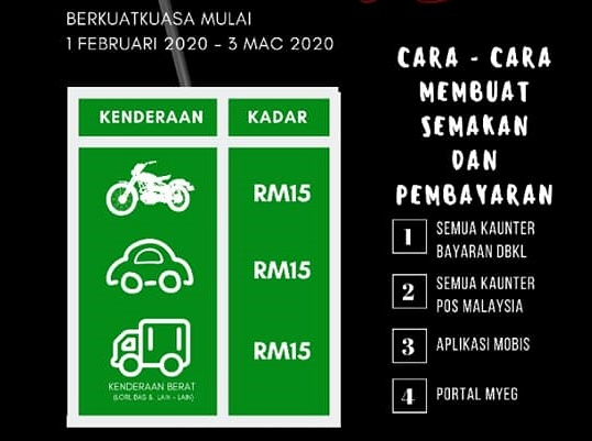 Dewan Bandaraya Kl Offers Special Rates For Compound Fines For Traffic Offences If Settled Before March 3 2020 News And Reviews On Malaysian Cars Motorcycles And Automotive Lifestyle