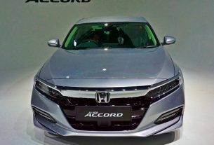 10th Generation Honda Accord