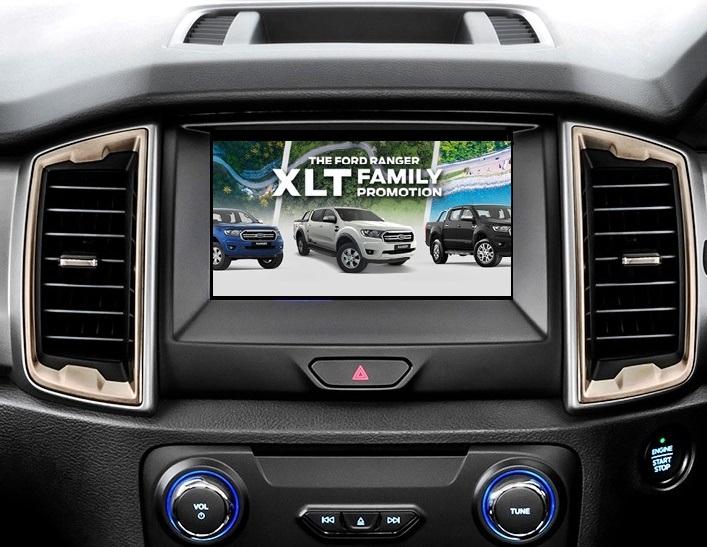 Ford Ranger Promotion