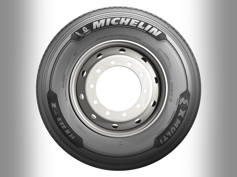 Michelin X Multi Z 2