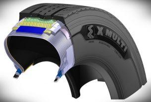 Michelin X Multi Z 2