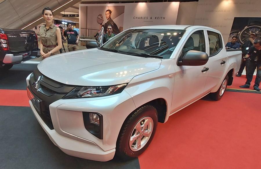 Mitsubishi Triton Quest