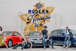 Modern Nostalgia - VW x Tarik Jeans