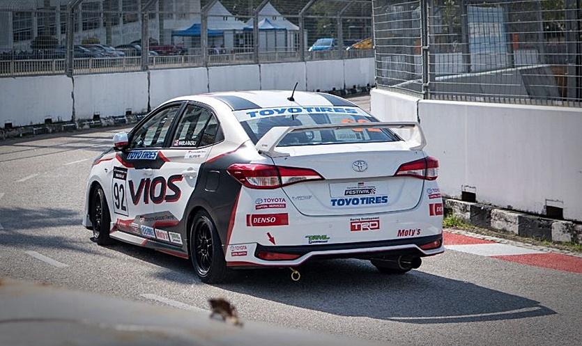 Toyota Vios Challenge