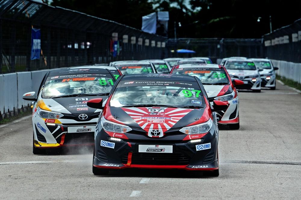 Toyota Vios Challenge Mirza Syami