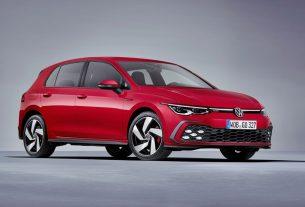 The new Volkswagen Golf GTI Mk 8