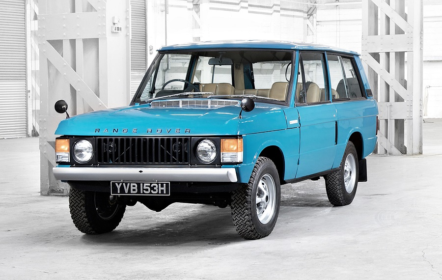 Range Rover Celebrates 50th Anniversary This Year News And Reviews On Malaysian Cars Motorcycles And Automotive Lifestyle
