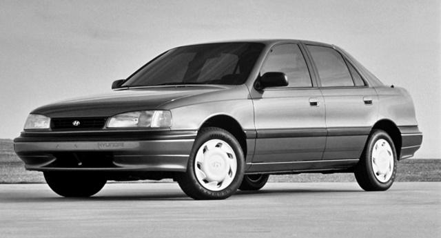 1991 Hyundai Elantra