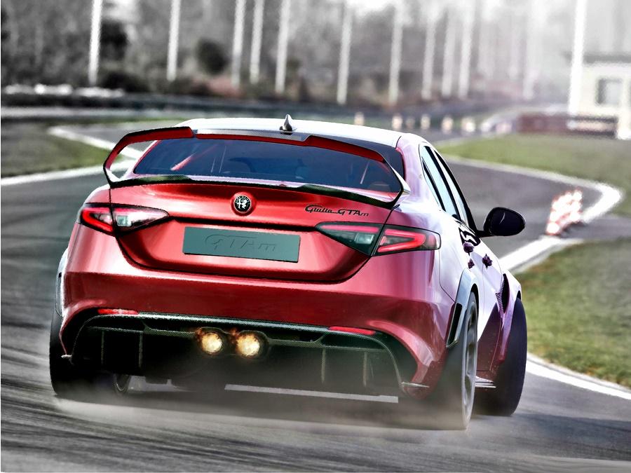 2020 Alfa Romeo Giulia GTA and GTAm