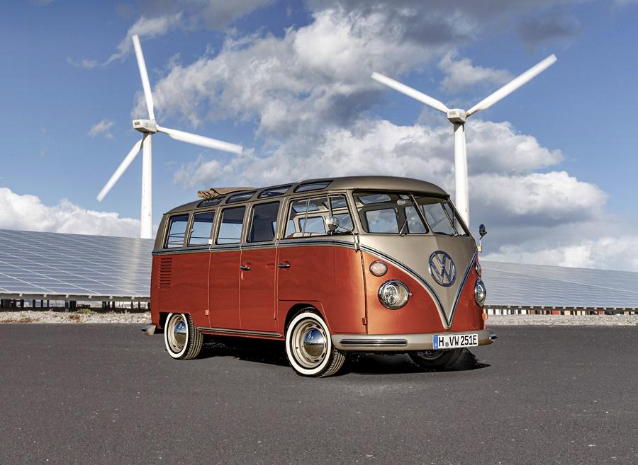 2020 VW e-BULLI