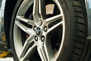 Ford Develops 3D-Printed Locking Wheel Nuts