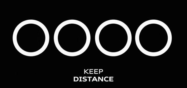 Audi Social Distance