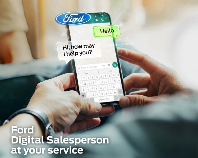 Ford Digital Salesperson