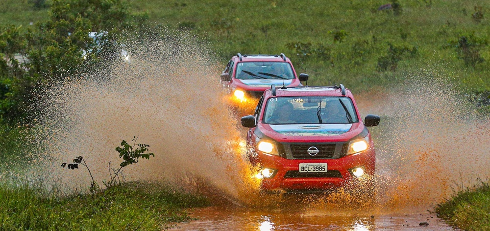Nissan Expedition Brazil
