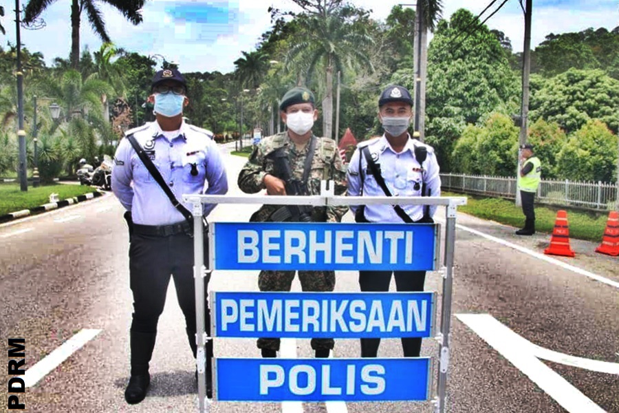 PDRM Roadblock