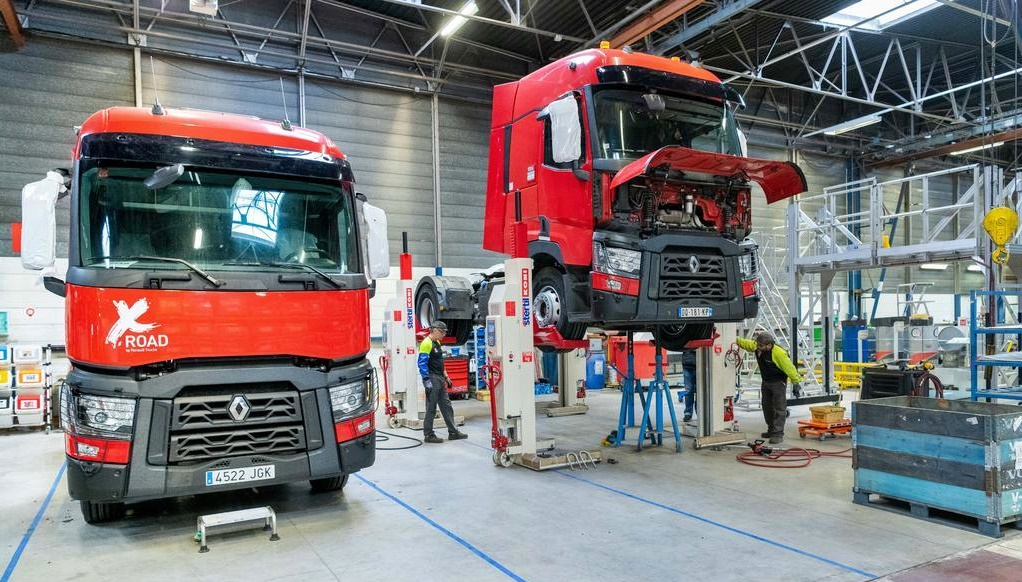 Renault Used Trucks