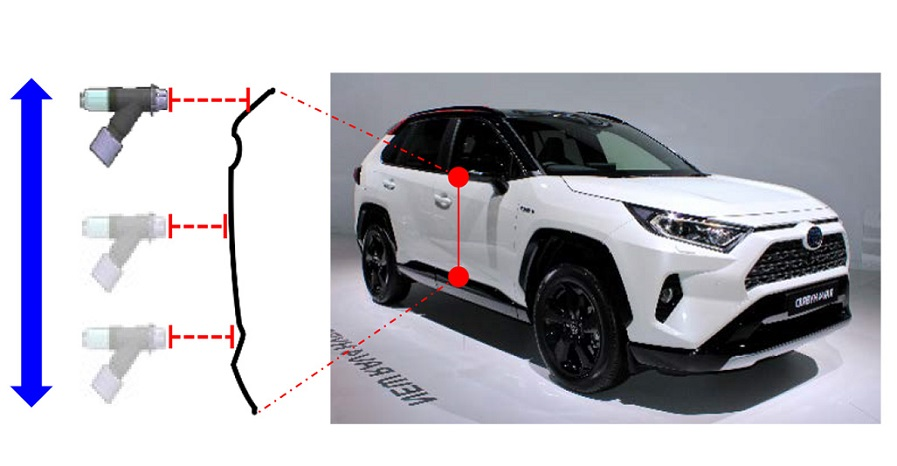 Toyota painting process