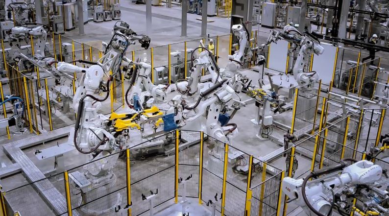 Vinfast factory