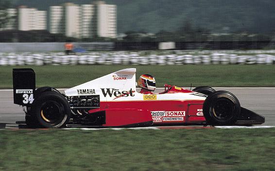 Yamaha in F1