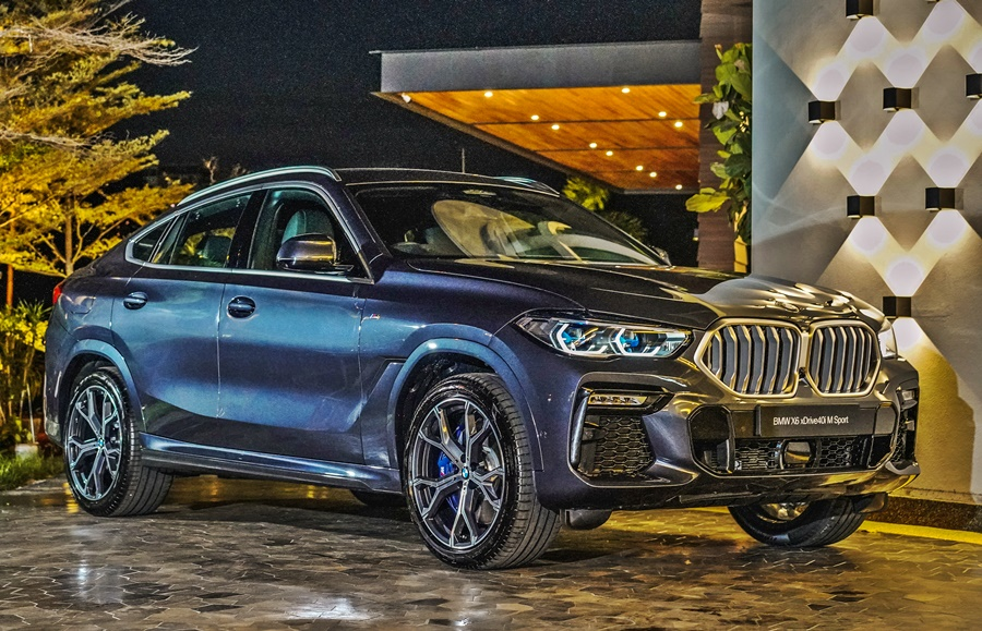 2020 Bmw X6 Xdrive40i M Sport Arrives In Malaysia Online News And Reviews On Malaysian Cars Motorcycles And Automotive Lifestyle