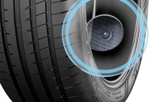 Goodyear Connected Tyre