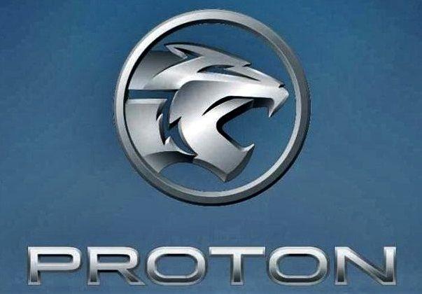 New Proton logo