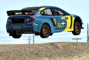 Subaru iRX All-Star Invitational rallycross series