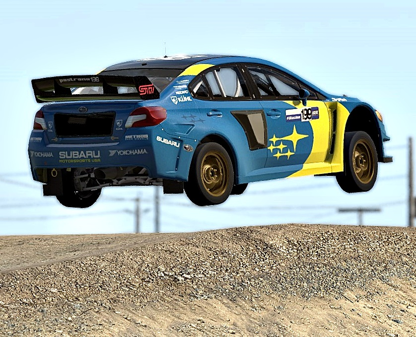 Subaru iRX All-Star Invitational rallycross series