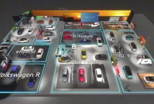 VW Virtual Motorshow 2020