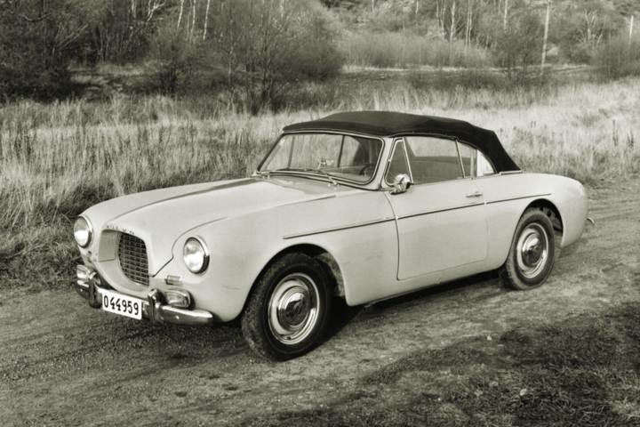 1956 Volvo P1900 Sport