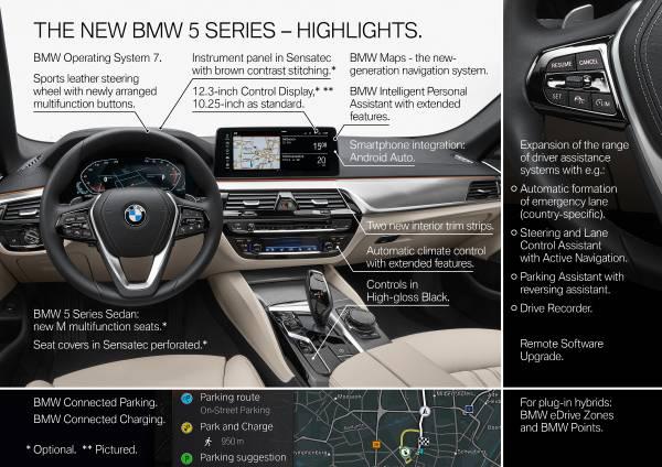 2020 BMW 5-Series LCI