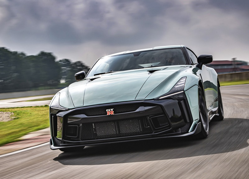 2020 Nissan GT-R50 by ItalDesign