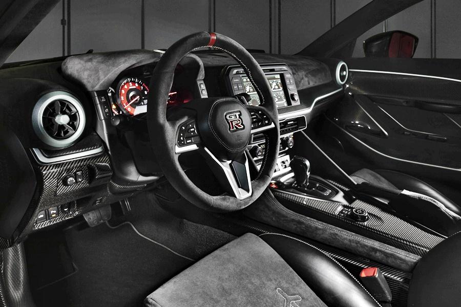 2020 Nissan GT-R50 by ItalDesign