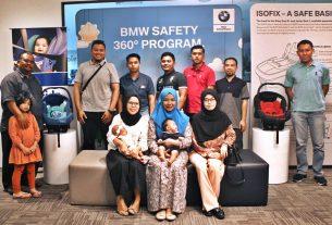 BMW Child Safety