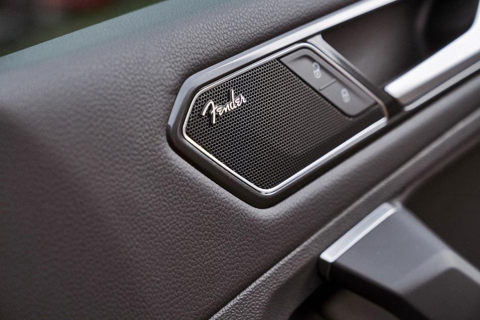 Fender VW Panasonic