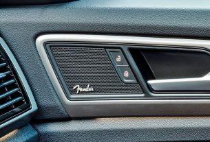 Fender Premium Audio system