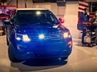 Sanitization Software in Ford Police Interceptor Utility Vehicles