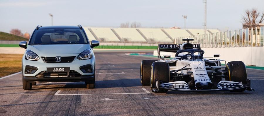 Formula 1 Hybrid Power Unit