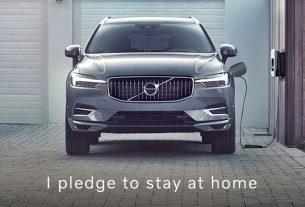 Volvo Pledge