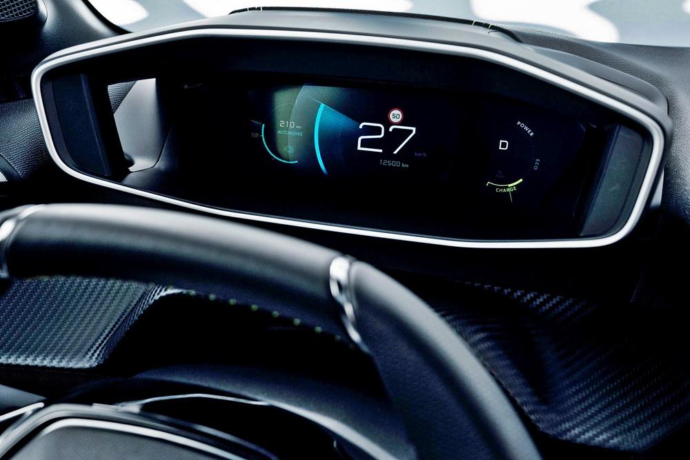 Peugeot 3D i-Cockpit